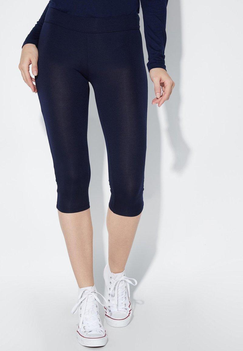 Tezenis - Leggings - Trousers - blu admiral