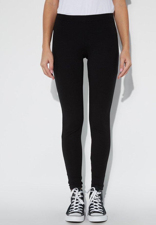 BASIC - Leggings - Trousers - nero