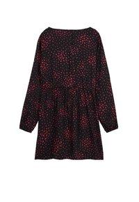 Tezenis - MIT SCHNÜRUNG - Day dress - nero st.hearts - 4