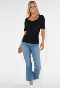 Tezenis - Basic T-shirt - nero - 1