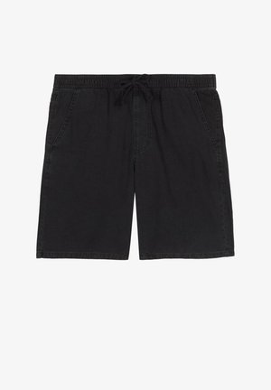 Denim shorts - nero jeans