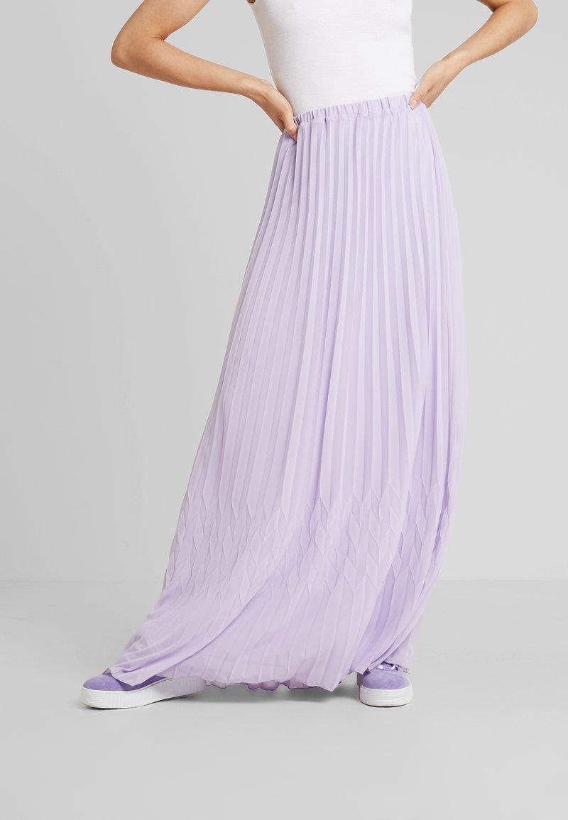 TFNC - NESJEA PLEATED SKIRT - Falda plisada - lilac