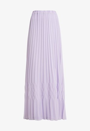 NESJEA PLEATED SKIRT - Falda plisada - lilac