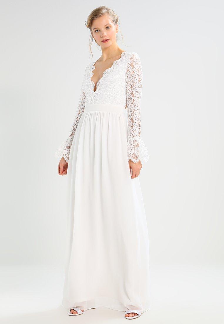 TFNC - SHONDA  - Robe de cocktail - ivory