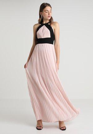 PRAGUE MAXI - Occasion wear - peach blush/black