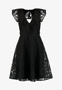TFNC - NEON DRESS - Vestito elegante - black - 4