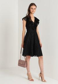 TFNC - NEON DRESS - Vestito elegante - black - 1