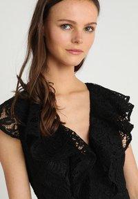 TFNC - NEON DRESS - Vestito elegante - black - 3