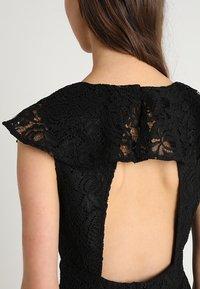 TFNC - NEON DRESS - Vestito elegante - black - 5