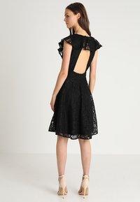 TFNC - NEON DRESS - Vestito elegante - black - 2