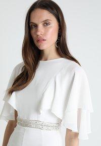 TFNC - TALMA MAXI - Suknia balowa - ivory - 3