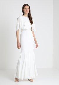 TFNC - TALMA MAXI - Suknia balowa - ivory - 1