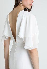 TFNC - TALMA MAXI - Suknia balowa - ivory - 5