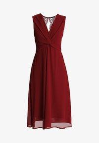 TFNC - WINONA DRESS - Robe de soirée - burgundy - 4