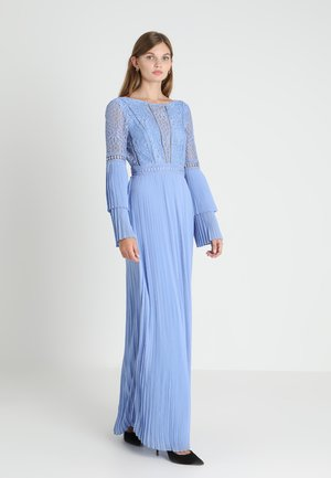 IOLA MAXI - Společenské šaty - blue bell