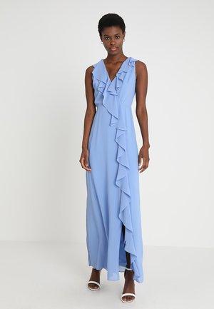 KALLAN MAXI - Společenské šaty - blue bell