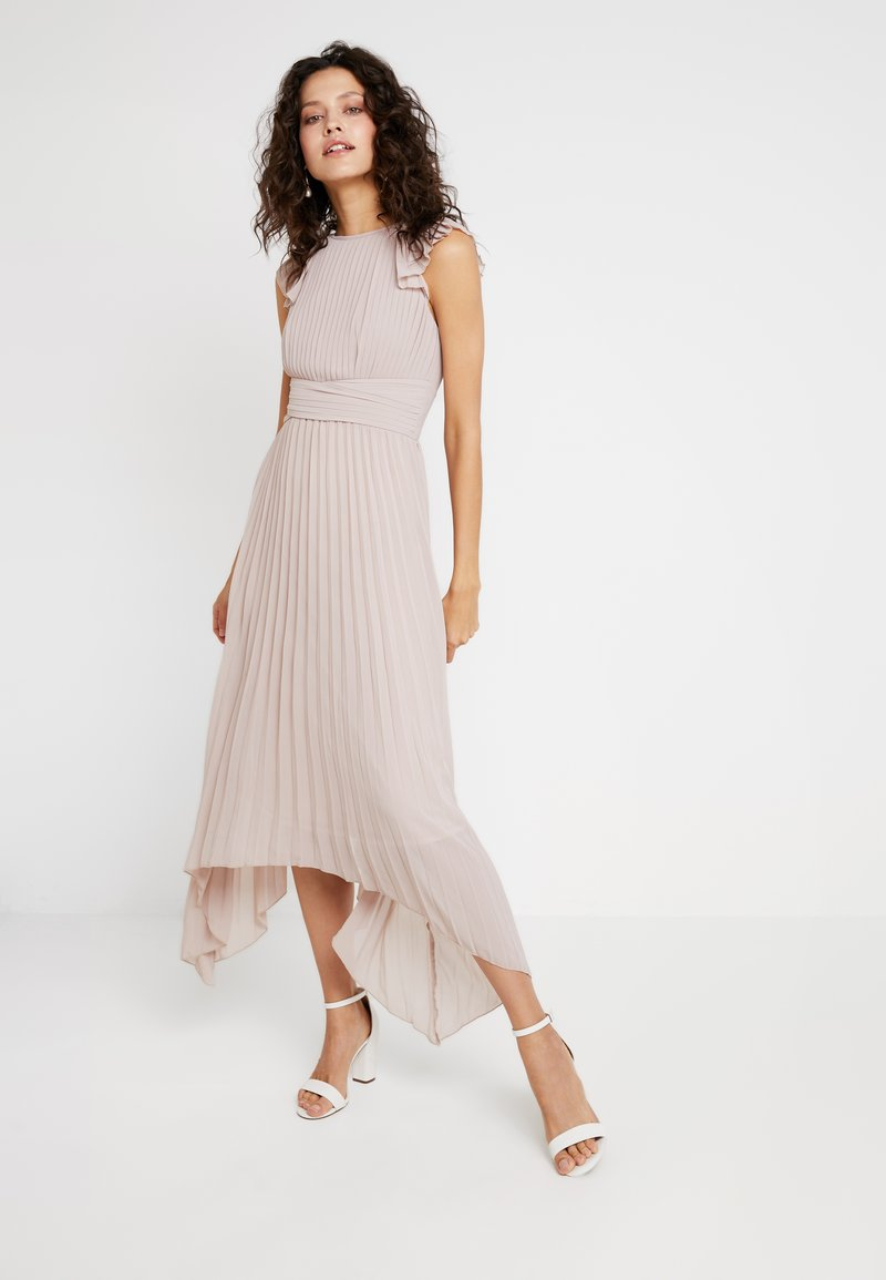 TFNC - MORELY HI LO - Occasion wear - whisper pink