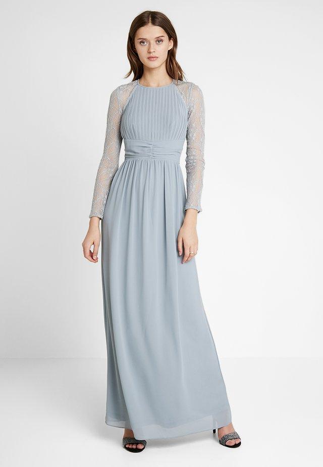 JADINE MAXI - Společenské šaty - grey blue