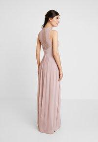 TFNC - NAIARA - Suknia balowa - pale mauve - 3