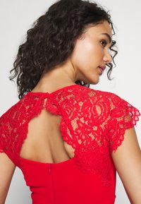 TFNC - NEITH MAXI - Vestido de fiesta - red