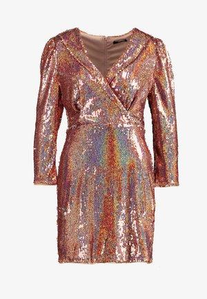 LEANIRA DRESS - Robe de soirée - rose gold