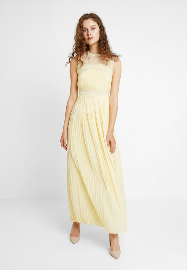 NASIMA - Robe de cocktail - pastel yellow