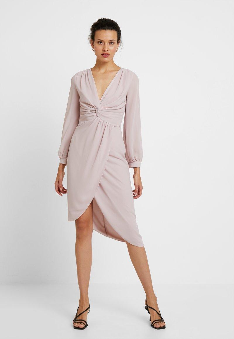 TFNC - TAMAYO DRESS - Cocktail dress / Party dress - new mink