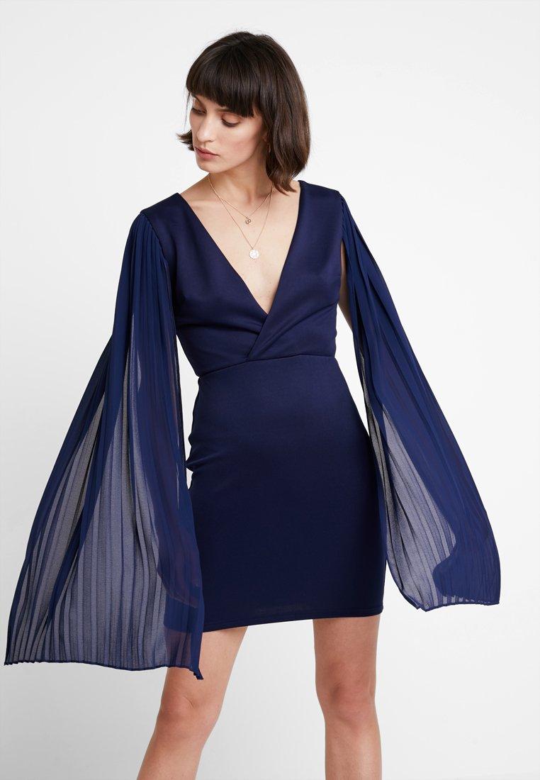 TFNC - TELEA DRESS - Jersey dress - navy