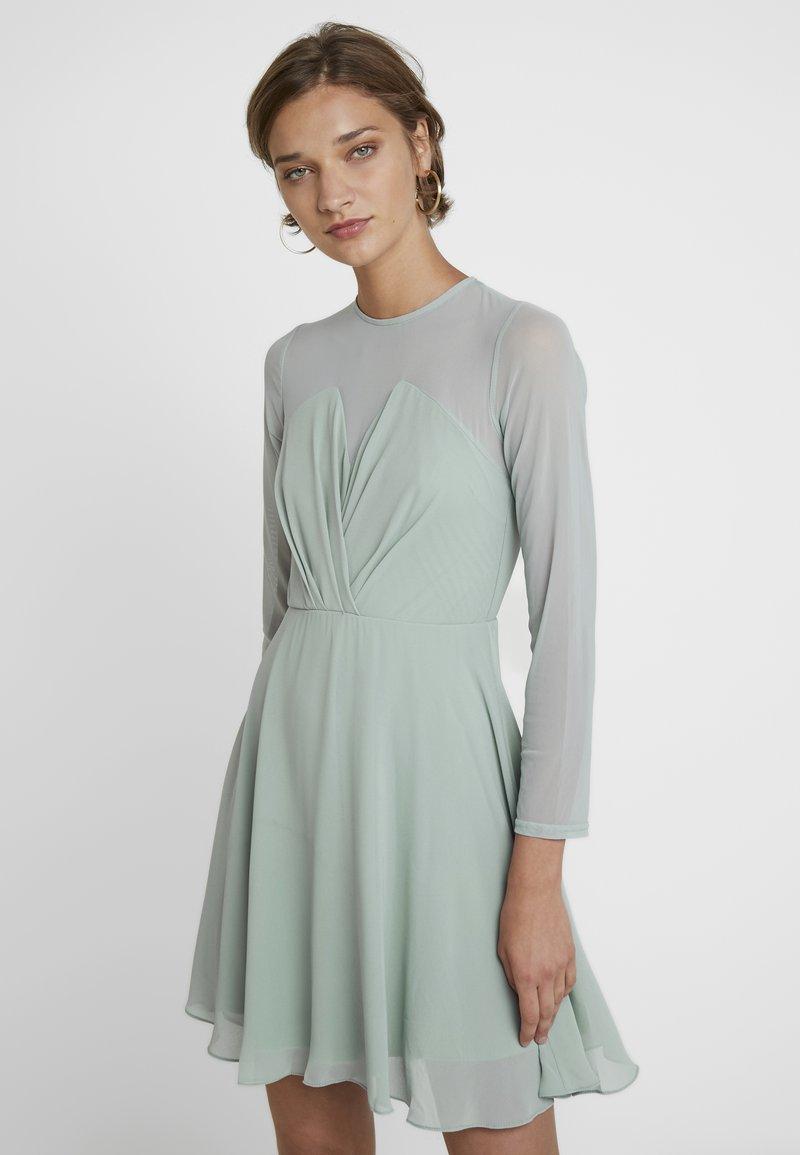 TFNC - VIRGIN DRESS - Day dress - green