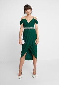 TFNC - WILLOW DRESS - Robe de soirée - jade green - 2