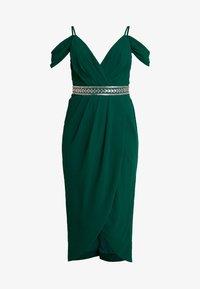 TFNC - WILLOW DRESS - Robe de soirée - jade green - 5
