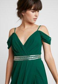 TFNC - WILLOW DRESS - Robe de soirée - jade green - 4