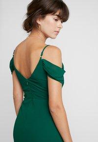 TFNC - WILLOW DRESS - Robe de soirée - jade green - 6