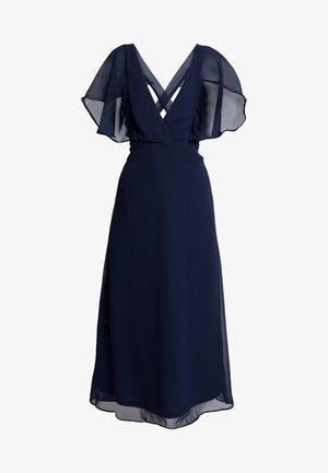 SARAYA DRESS - Cocktailjurk - navy