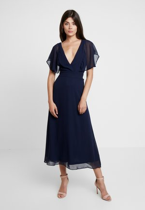 SARAYA DRESS - Robe de soirée - navy