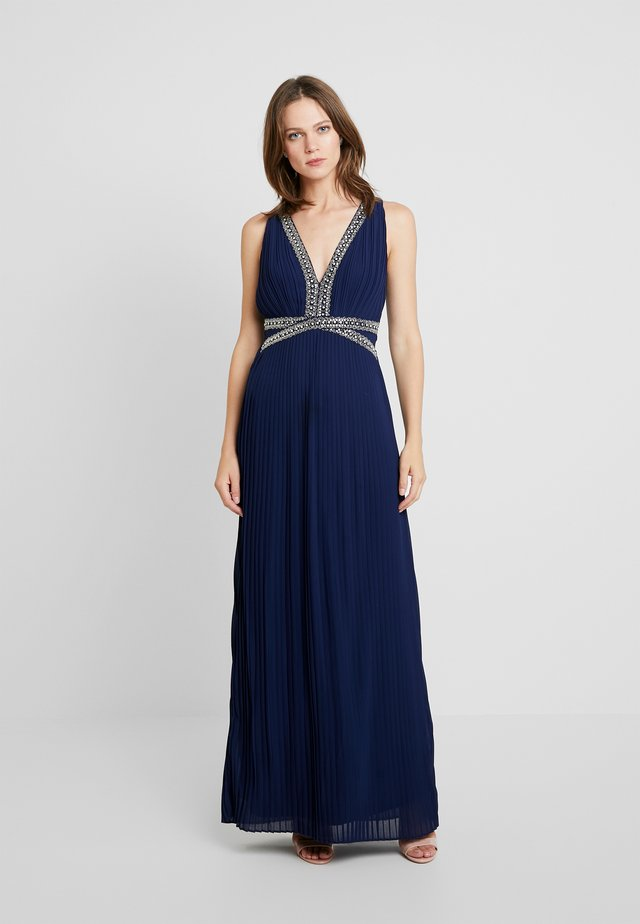 PLEUN MAXI - Robe de cocktail - navy