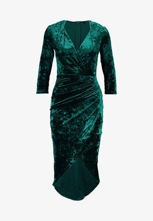 JAYDA DRESS - Juhlamekko - green
