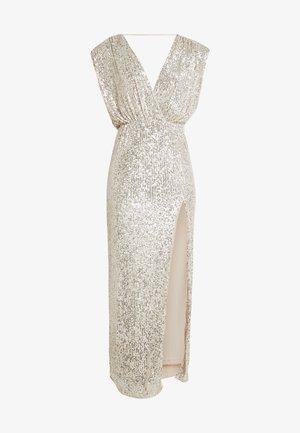 RINAH  - Společenské šaty - silver/nude