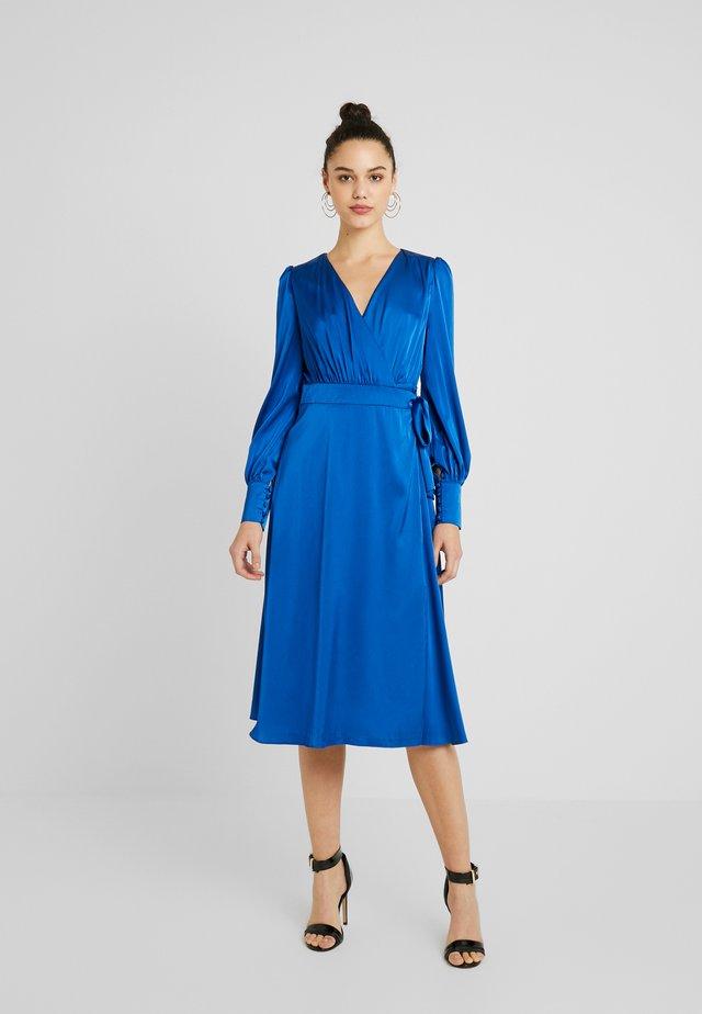 WANAKA DRESS - Vestido informal - cobalt