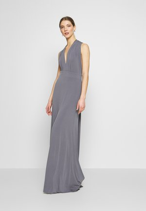 MULTI WAY MAXI - Abito da sera - grey