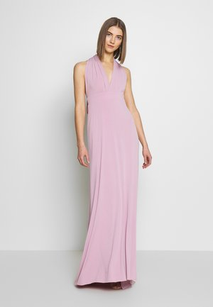 MULTI WAY MAXI - Vestido de fiesta - pink blush