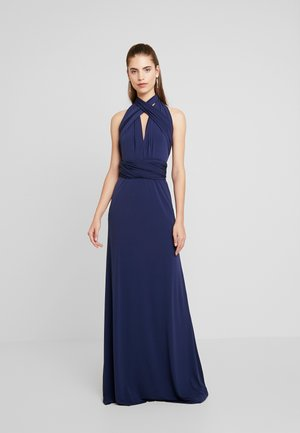 MULTI WAY MAXI - Vestido de fiesta - navy