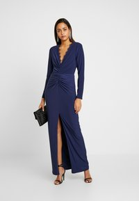TFNC - IZARO MAXI DRESS - Galajurk - navy