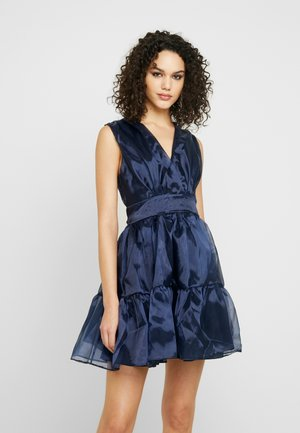 PIETRA DRESS - Cocktailklänning - navy