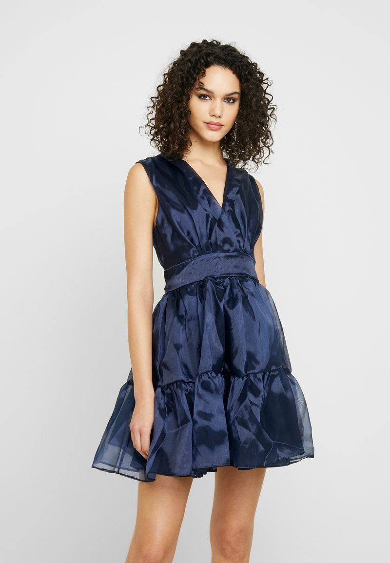 TFNC - PIETRA DRESS - Cocktailjurk - navy