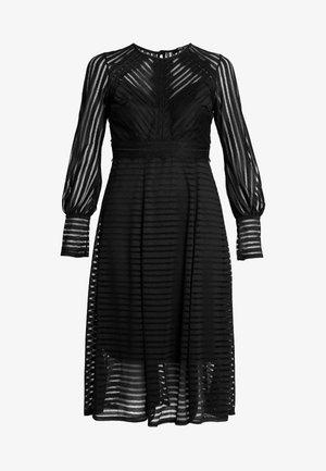 EVIE MIDI - Koktejlové šaty/ šaty na párty - black