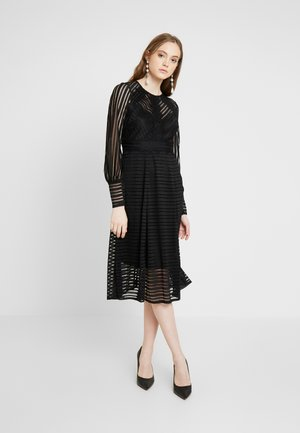 EVIE MIDI - Cocktail dress / Party dress - black