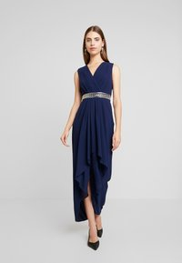TFNC - ILUK MAXI DRESS - Galajurk - navy - 0