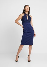 TFNC - MADINE DRESS - Cocktailjurk - navy - 2