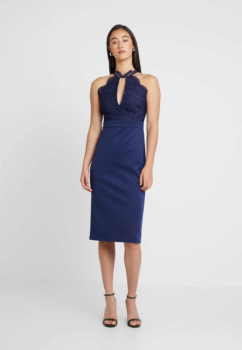TFNC - MADINE DRESS - Cocktailjurk - navy